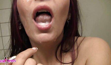 Az igazi diákok megőrülnek egy online sex filmek partin, 3.jelenet.